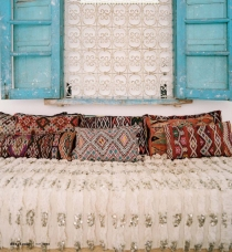 Handira Moroccan Wedding Bllanket