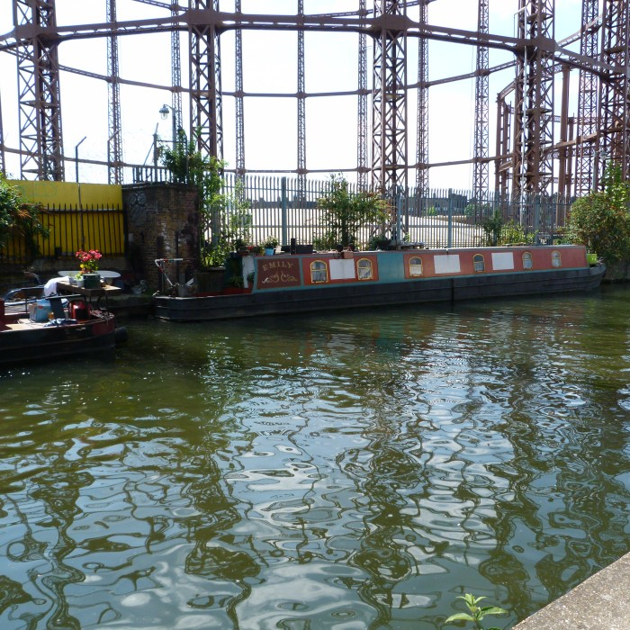 Emily Canal Boat