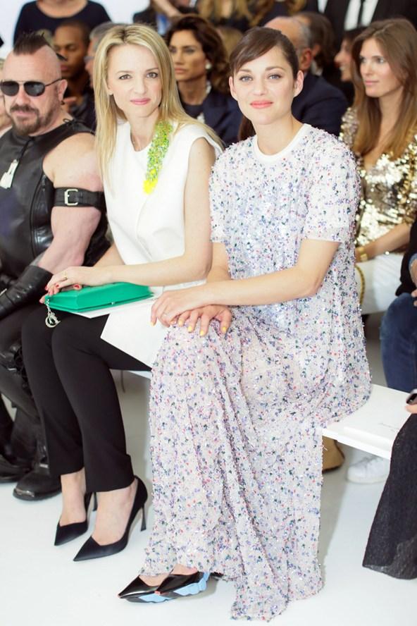 Marion Cotillard Dior 2014