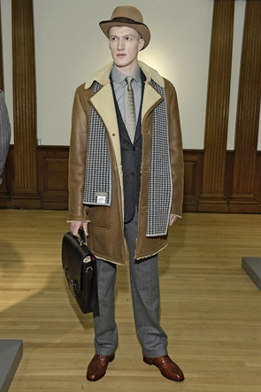 Ede and Ravenscroft AW15 LCM