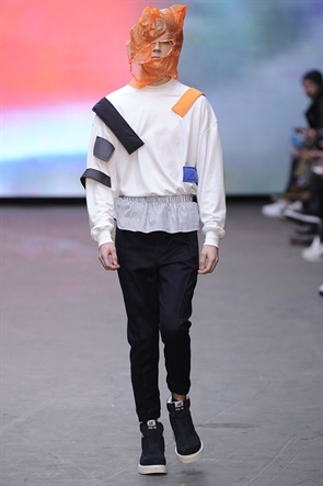 Christopher Shannon AW15 LCM